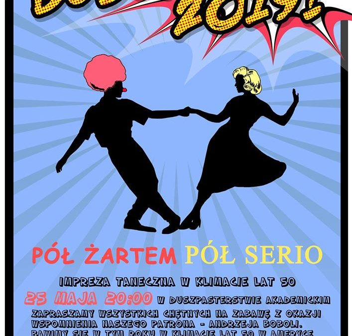 Bobolanki – impreza taneczna
